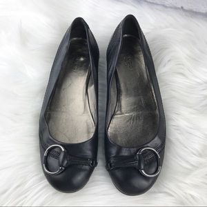 Gucci Leather Flats Shoes ♥️ Great condition